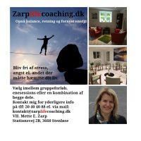 Zarplifecoaching - Opnå balance, retning og fornyet energi!